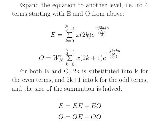 DL Lemma 4 Term Expansion part 1