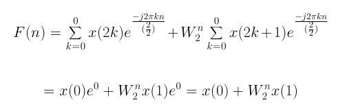 DL Lemma for 2 Inputs