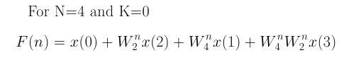 DL Lemma for 4 Input Values